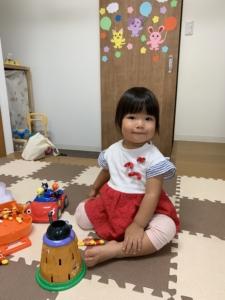 本日のキッズルーム☆
